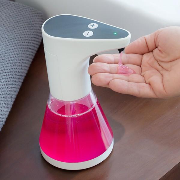 Dispensador de sabão automático com Sensor