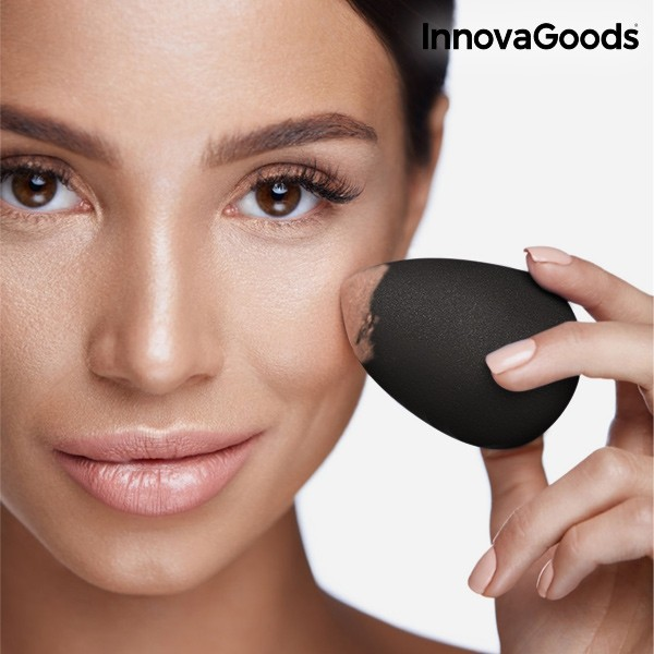Esponja de maquilhagem Blender InnovaGoods