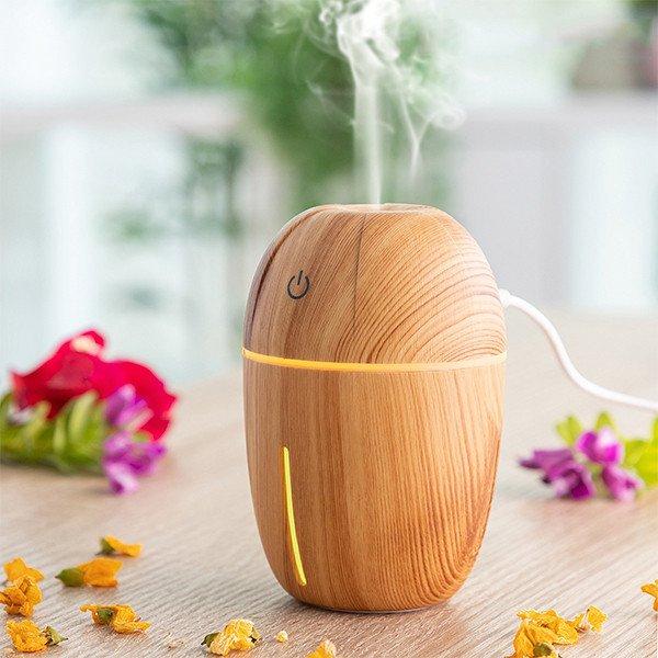 Humidificador Difusor de Aromas Honey Pine