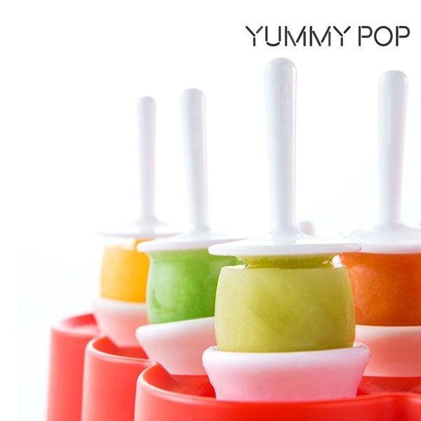Molde para gelados Yummy Pop