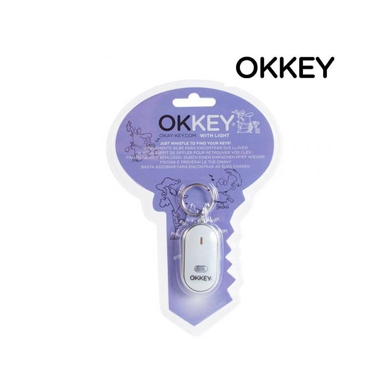 Porta-chaves com localizador OkKey