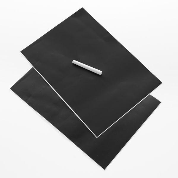 Quadro adesivo com giz