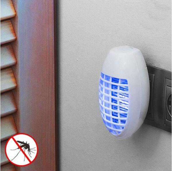 Repelente anti-mosquitos elétrico