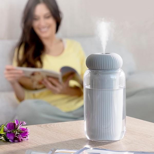 Humidificador difusor de aromas ultrassónico-Stearal